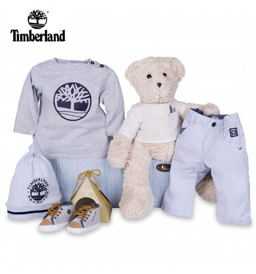 Conjunto bebé Casual Timberland
