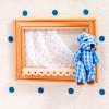 Cuadro Personalizado Little Room Azul