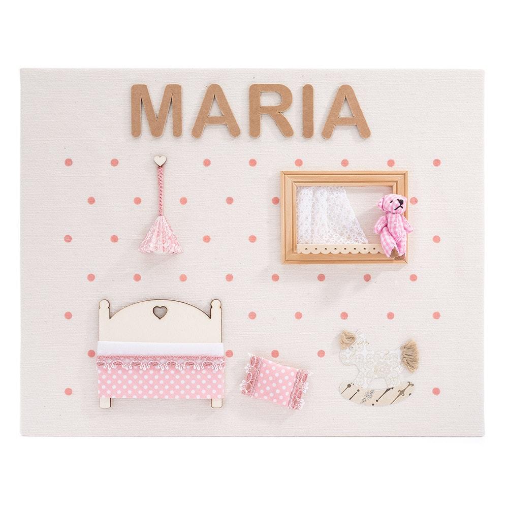 cuadro personalizado maria