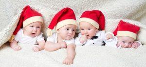 navidades bebé