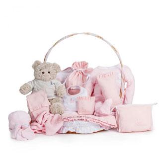 Regalos Para Bebes Que Lo Tienen Todo.Canastillas Para Bebes Y Regalos De Nacimiento Bebe De Paris