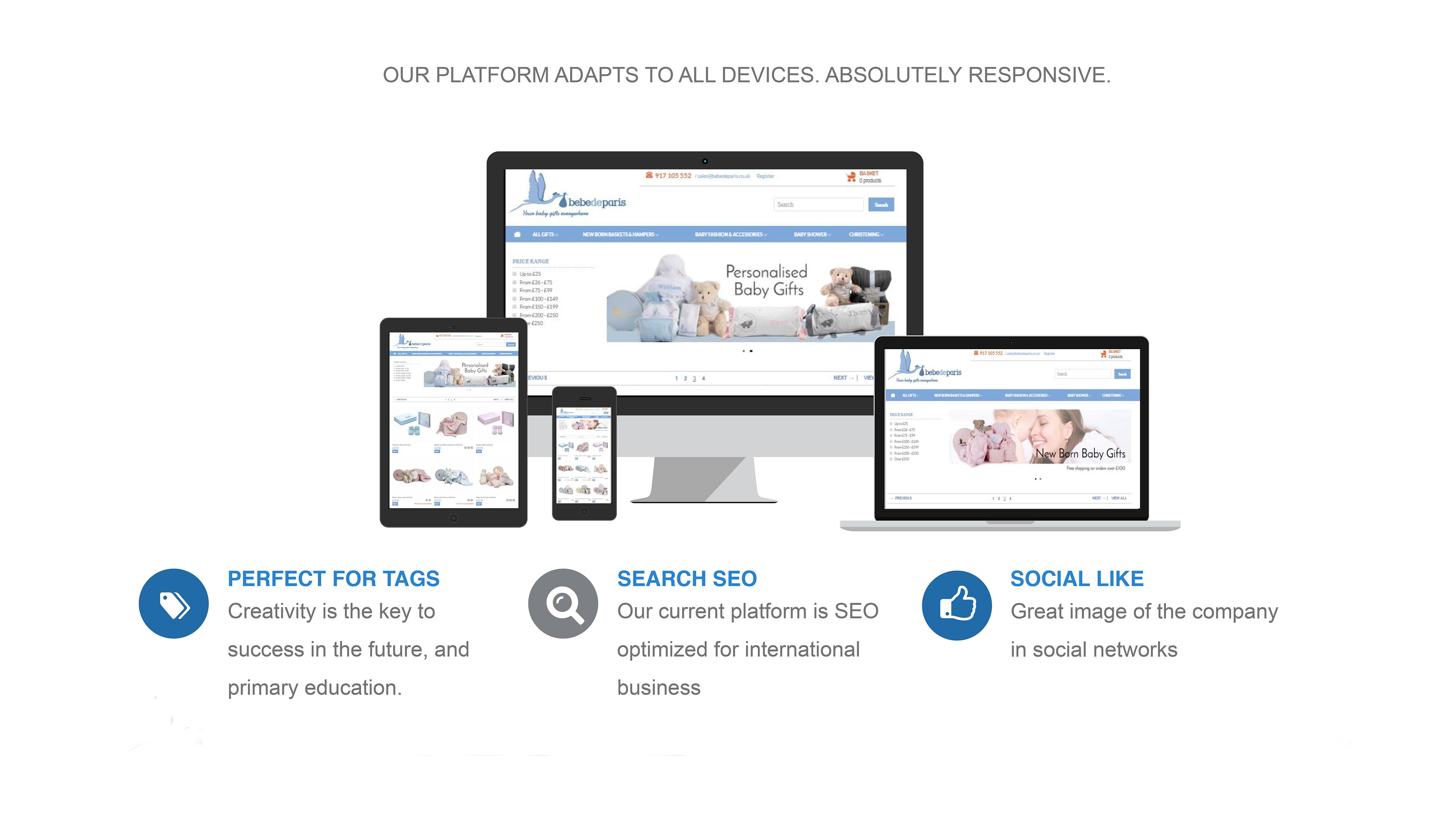 Our platform |BebedeParis